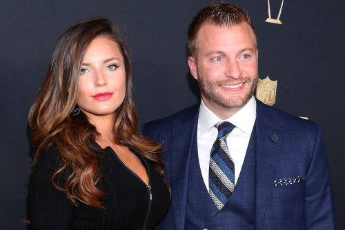 Rams coach Sean McVay engaged to girlfriend Veronika Khomyn