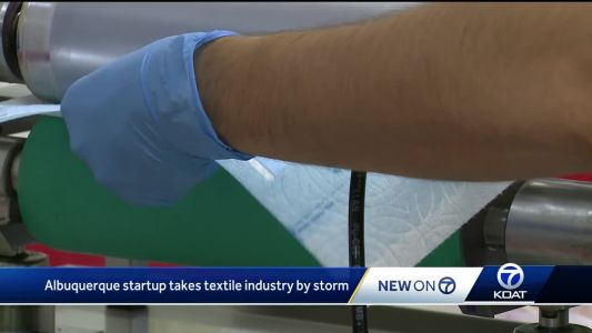 Albuquerque startup takes textile industry by storm