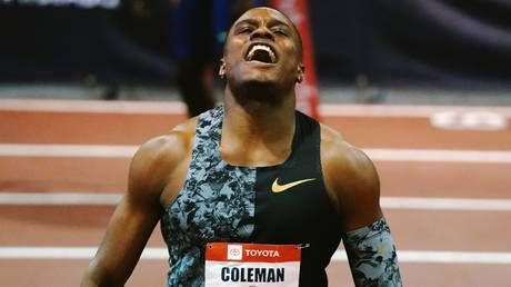 No show? No go! World 100 meters champion Christian Coleman to MISS Olympics after being handed TWO-YEAR anti-doping ban