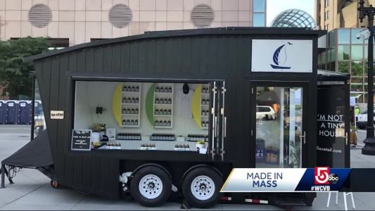 Made in Mass.: Local company making portable retail stores