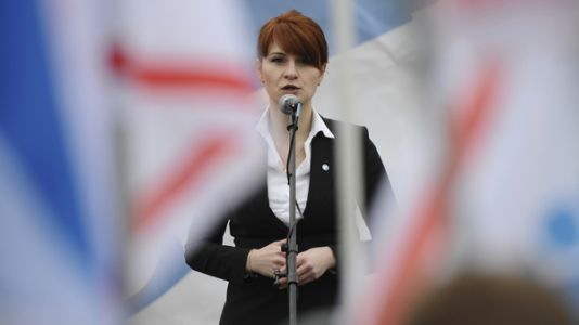 Maria Butina Guilty In Foreign Agent Case, Admits Clandestine Influence Scheme