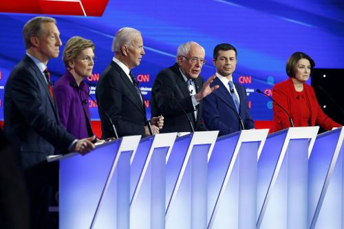 Winners and Losers From The CNN Iowa Democratic Debate