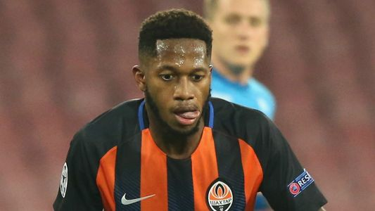Shakhtar want more than €50m for Man Utd target Fred