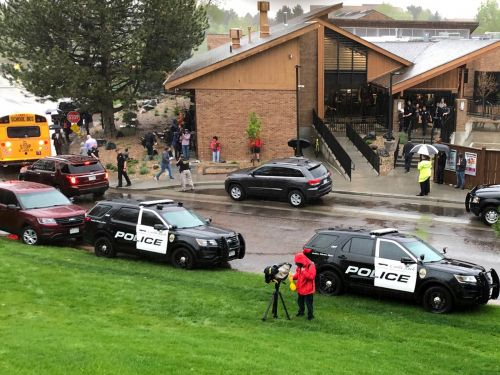 School shooting outside Denver injures at least 8, according to sheriff