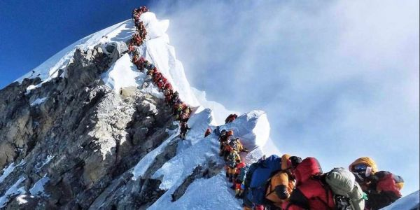 At least 4 more people have died on Everest as the mountain continues to overcrowd, taking the total death toll this week higher than all of last year