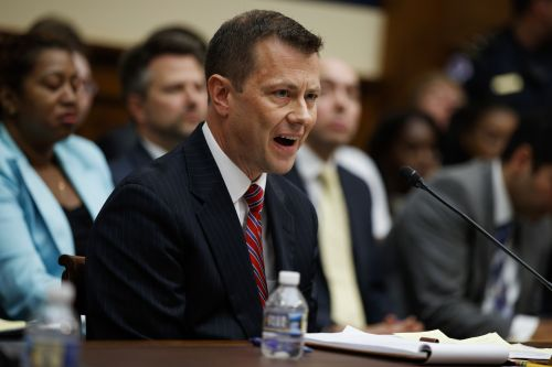FBI agent says his 'blunt' criticism of Trump never impacted his work