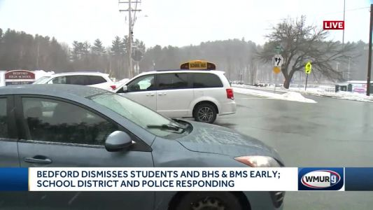 NH school officials say threatening note led to early dismissals