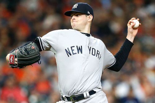 Jordan Montgomery to make 1st start for Yankees in 17 months
