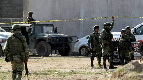 Burnt bodies of troupe of musicians discovered - Mexican gang suspected of grisly mass murder