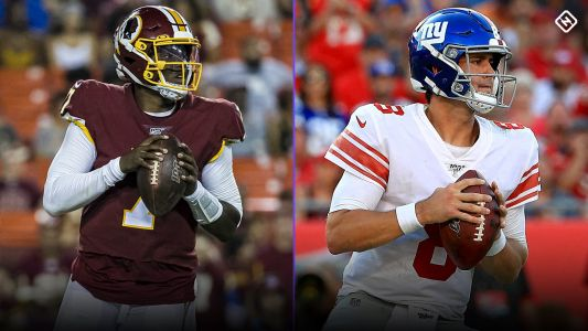 When will Dwayne Haskins start? Redskins must take cue from rival Giants, Daniel Jones