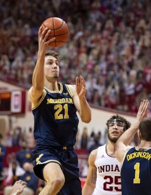 Michigan leaps Baylor into second behind Gonzaga in Top 25