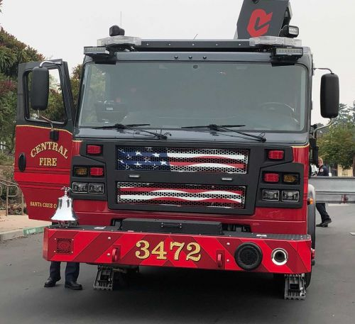 After 45 years Central Fire and Aptos-La Selva Fire Departments merge