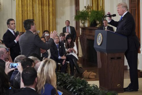 Trump-Acosta: a love story - and other commentary