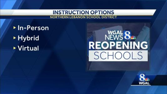 Northern Lebanon announces three instructional options for students