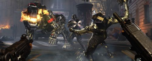 Wolfenstein: Youngblood co-op hands-on preview - Twin daughters put the squeeze on the Nazis
