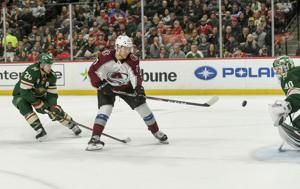 Avalanche stay in playoff hunt with 3-1 win over Wild