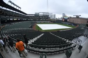 Mariners-Orioles rained out; doubleheader set for Thursday