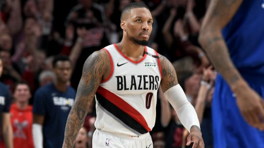 Trail Blazers' Damian Lillard on joining super team: What's 'the fun in that?'
