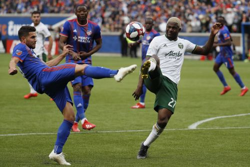 FC Cincinnati wins first game as part of the MLS at its home opener