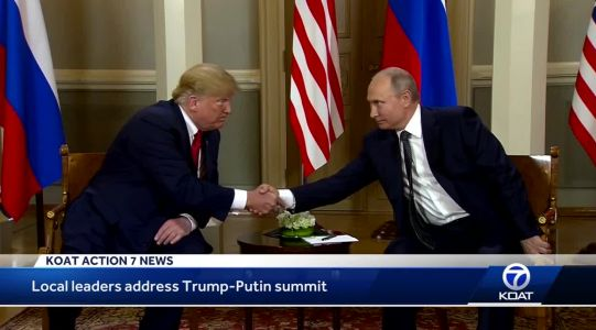 Local leaders react to Trump's meeting with Putin