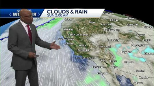 A Gradual Transition to Wet Weather