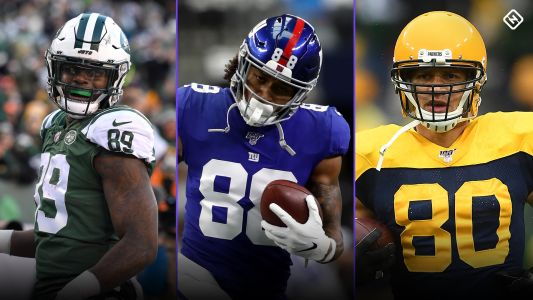 Fantasy Injury Updates: Chris Herndon, Evan Engram, Jimmy Graham, more affect Week 7 TE rankings