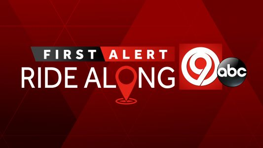 First Alert Ride Along: Watch KMBC's Nick Bender chase storms in Oklahoma