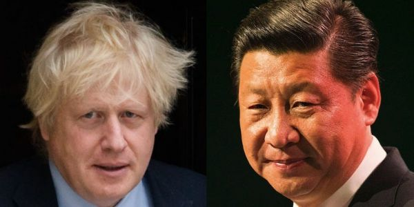 China warns the UK to 'step back from the brink' after Boris Johnson offers 3 million Hong Kong citizens refuge in Britain