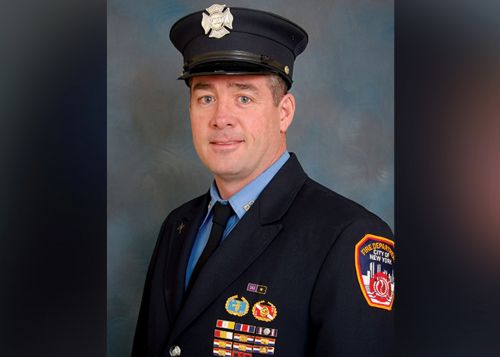 Firefighter whose FDNY brother died on 9/11 dies from related illness