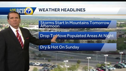 Expect more monsoon storms