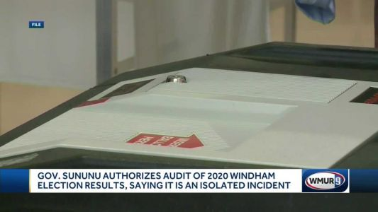 Sununu signs bill authorizing audit of how votes were counted in Windham House race