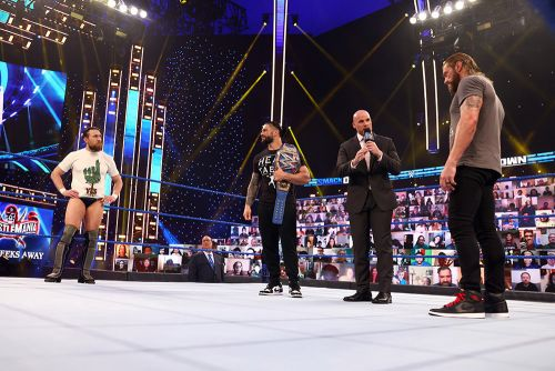 WrestleMania 37 Night 2 preview: Real threats for Roman Reigns
