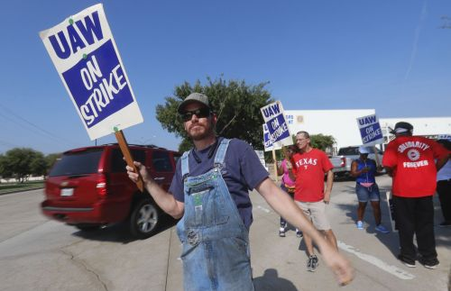 GM and the UAW have a tentative contract to end what has been its longest strike in decades