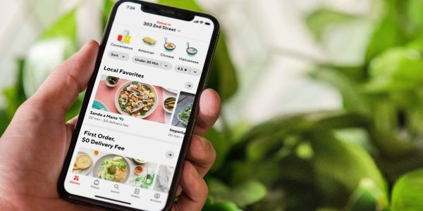 How to add a tip on DoorDash before you order, or adjust it after your food is delivered