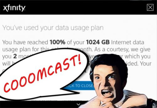 I'm trying to beat Comcast Xfinity's data cap - even if it kills me