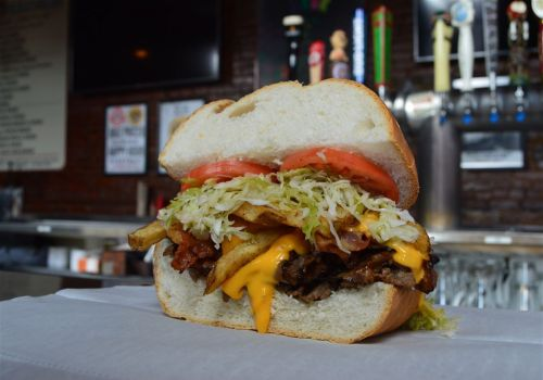 Primanti's teams with Wiz Khalifa for Black and Yellow Sandwich