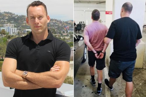 Beverly Hills realtor busted for breaking into celebrity homes