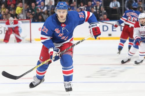 This hurts: Rangers' Kevin Shattenkirk out up to four weeks