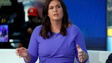Source: Sarah Sanders running for Arkansas governor