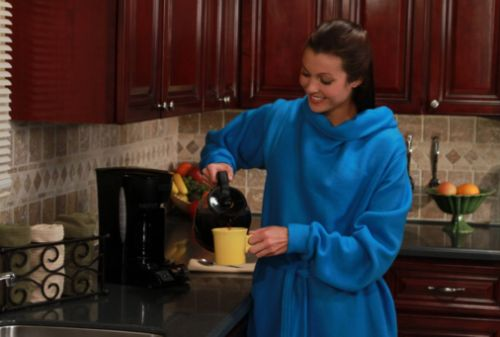 If you own a Snuggie, you may be eligible for a refund