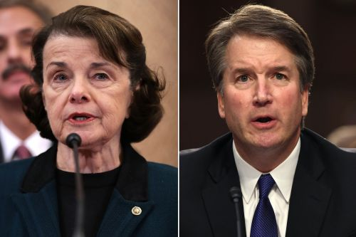 How Feinstein is conspiring to destroy Kavanaugh