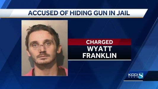 Court records: Inmate hid parts of handgun in Polk County Jail toilet