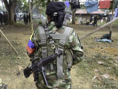 Colombia's peace deal in peril as many left-wing FARC guerrillas return to arms
