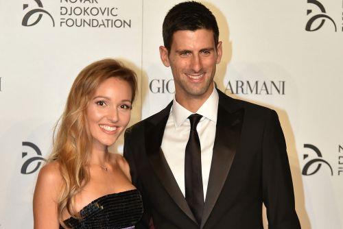 Novak Djokovic's marriage under fire after wife's Wimbledon absence