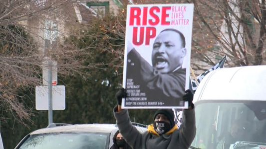 Hundreds Take To St. Paul Streets To Honor Dr. Martin Luther King Jr