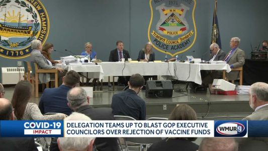 Congressional delegation blasts GOP executive councilors over rejection of vaccine funds