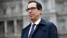 Treasury Secretary says many will get stimulus check within 3 weeks