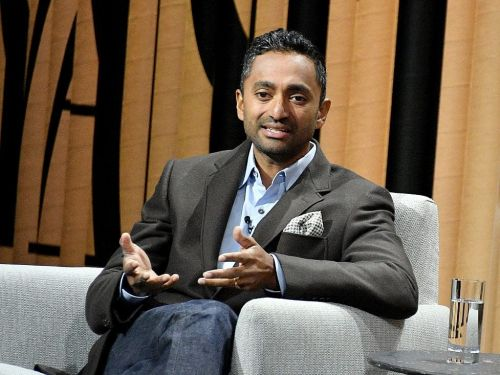 Billionaire investor Chamath Palihapitiya announces new details on a potential run for California governor