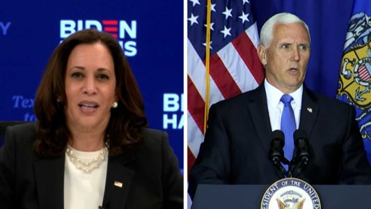 Vice presidential debate 2020: Fact checking Harris and Pence