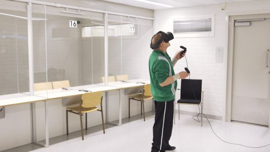 At prisons in Finland, inmates are learning AI and taking online tech courses as a bridge to life on the outside